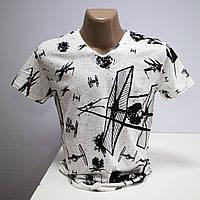 Мужская футболка хлопок пр-во Турция L5420