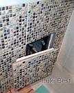 Люк невидимка под плитку 400/300, фото 8