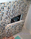 Люк невидимка под плитку 500/500, фото 8