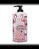Крем-гель для душа BioWorld Розовое настроение