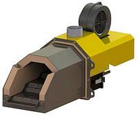 Пеллетная горелка Kvit Optima P 100 кВт для промышленного котла (факельный тип, Польша)