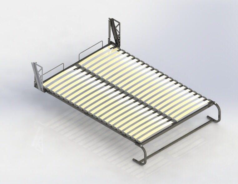 Механизм для вертикальной студийной откидной кровати 1200*2000
