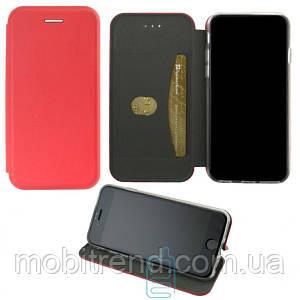 Чехол-книжка Elite Case Nokia 5.1 красный