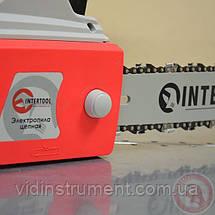 Электропила Intertool DT-2201, фото 3