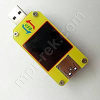 Многофункциональный USB-тестер RuiDeng UM34C с Bluetooth