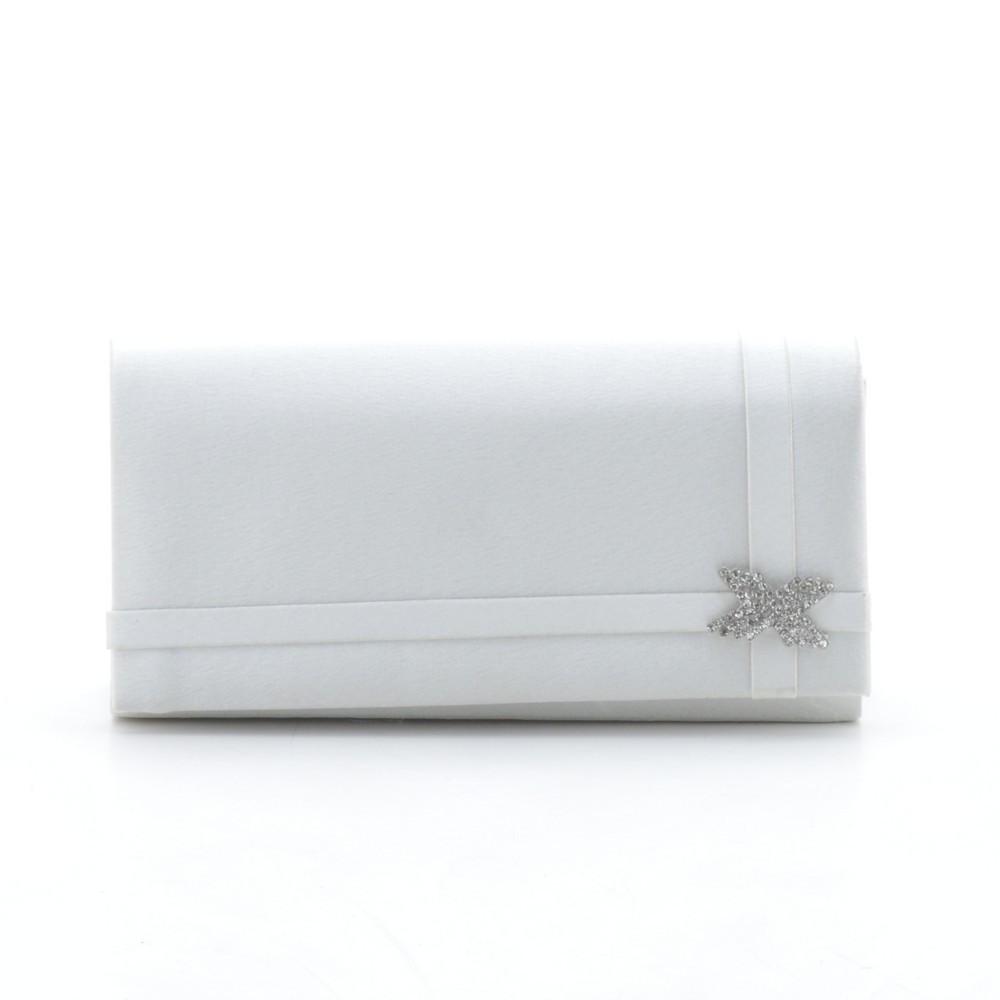 032326863c6a Клатч Вечерний Lily White (белый) — в Категории