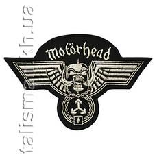 Нашивка с вышивкой MOTORHEAD Hammered