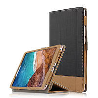 "Чехол для Xiaomi Mi Pad 4 8.0"" TechCode Fabric Magnetic Flip Smart Case Черный"
