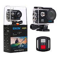 Экшн камера Eken H9 4K Ultra HD 4K + пульт