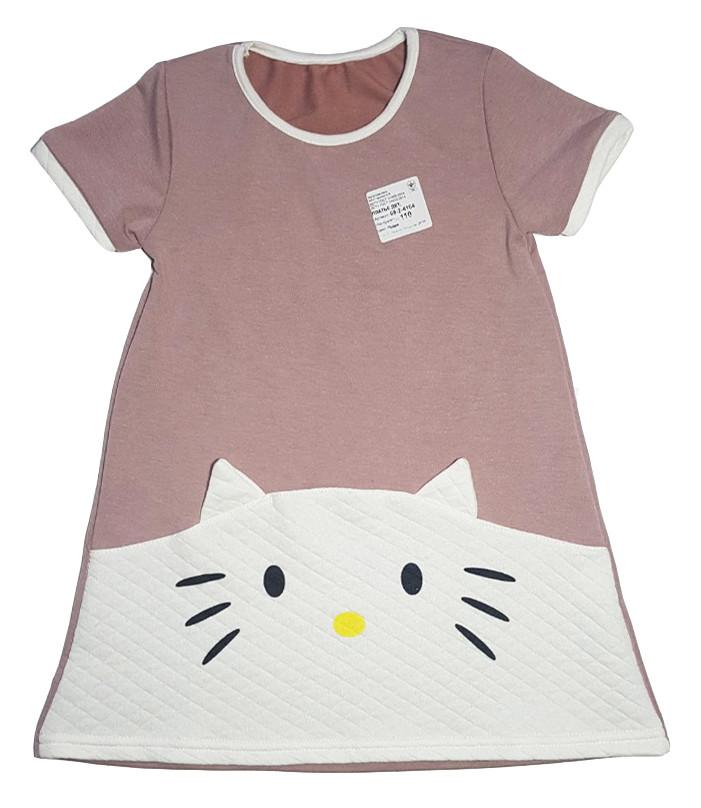 """Платье для девочки """"Котик"""""""