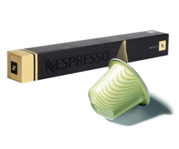 Кава в капсулах Nespresso Vanilio (тубус) 10 шт