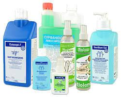 Жидкости для Дезинфекции
