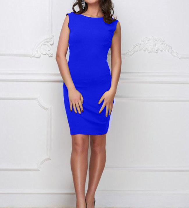 2ae3ff0c579 Платье с открытой спиной