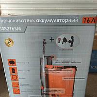 Аккумуляторный опрыскиватель STURM GS8216BM