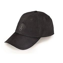 Оригінальна бейсболка Volkswagen Baseball Cap With Logo Black (000084300E041)