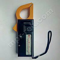 Клещи токоизмерительные аналоговые SUNWA KS-800 (AC300A, AC600В, 5кОм, Ø40мм)