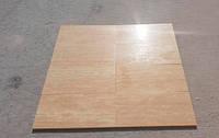Бежевая плитка из травертина Vein Cut 2х30х60