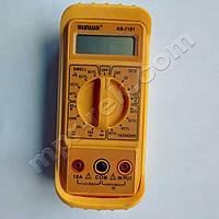 Мультиметр автомобильный цифровой SUNWA KS-7181, фото 1
