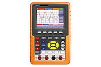 Портативный осциллограф OWON HDS2062M-N +DMM, 60 МГц, 2 канальный, 500 МВ/с. Цена с НДС