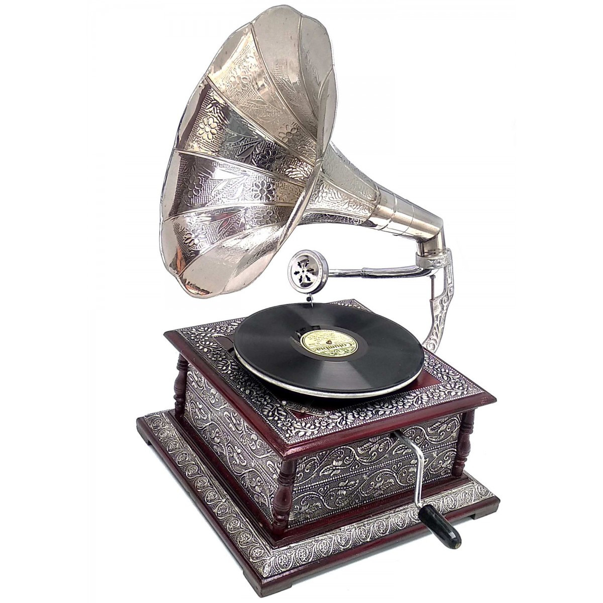 Граммофон для пластинок Антик