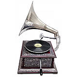 Граммофон для пластинок Антик, фото 2