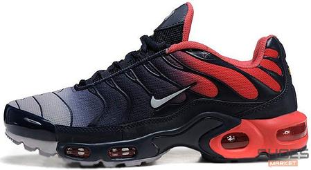 a770faa5 Мужские кроссовки Nike Air Max TN Plus Red/Black купить в интернет ...