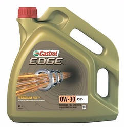 Моторное масло Castrol EDGE 0W-30 A5 / B5 4L