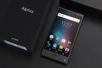 """Смартфон MAZE Alpha черный (""""6 дюймов, памяти 6/64 Гб, батарея 3900мАч)"""