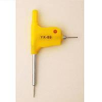 Отвертка для iPhone YX-89 (1.0-1.2)