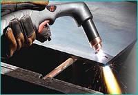 Газовая резка (раскрой) металла на машине газоплазменной резки ЧПУ