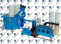 Оборудование для производства пеллет и комбикорма МЛГ-1000 MAX+ (производительность до 1000 кг/час)