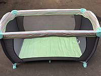 Детская кроватка - манеж