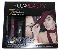 Набор косметики Huda Beauty 7 in 1