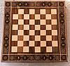 Шахматы резные + нарды