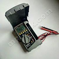 Мультиметр цифровой SUNWA CD800a (1000В, 400мA, 40МОм, 100мкФ, 100кГц), фото 1