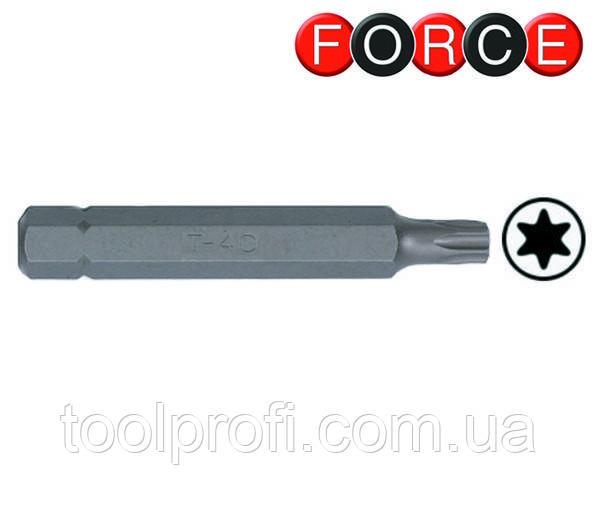 Бита Torx T55 L=120 мм (Force 17612055)