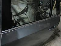 Никелированный молдинг двери BMW E60 5-series, фото 1