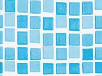 Плёнка для каркасного овального бассейна 5,5 х 3,7 метра ПВХ Mosaic