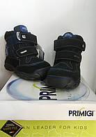 Ботинки зимние для мальчика PRIMIGI синие с голубым BEKKET