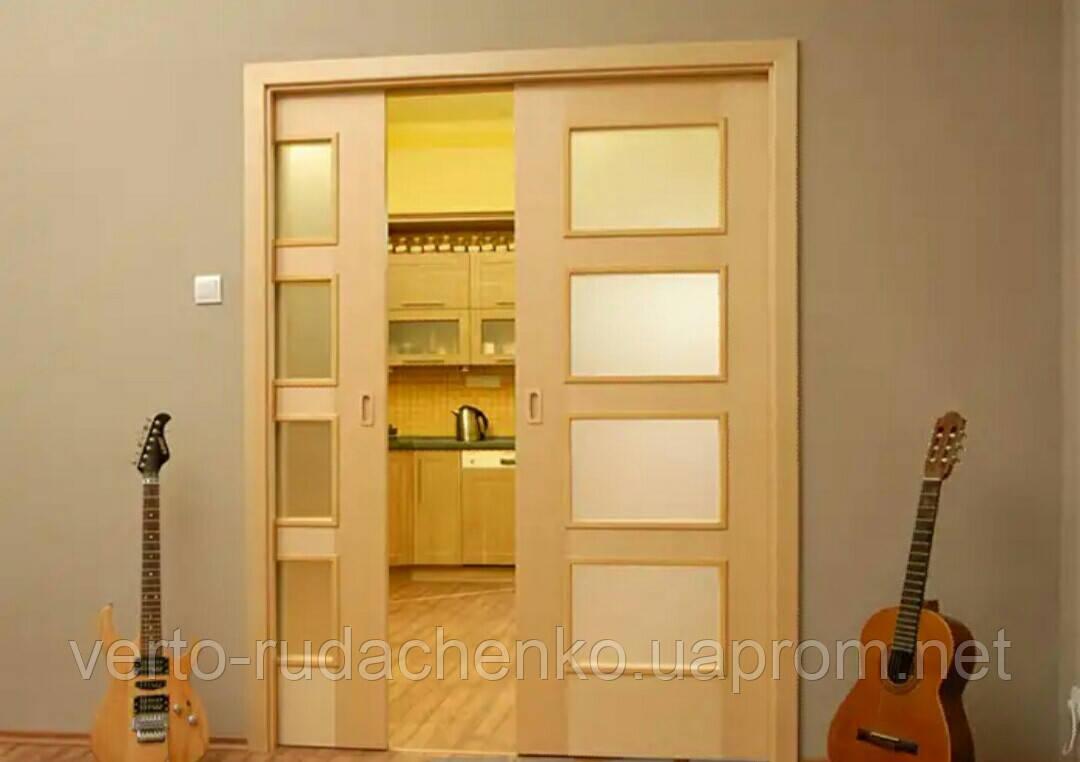 """Двери Verto Идея 4.4 цвет Ясень """"Резист"""""""