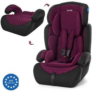 Автокресло M 3546-9 Фиолет