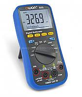 Мультиметр OWON D35 (напряжение, ток, сопротивление, ёмкость, частота, температура), фото 1