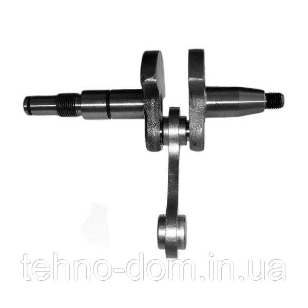 Коленвал бензопилы Stihl  MS-180 (палец 10 мм)