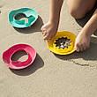 Чарівні формочки для ванни і пляжу Quut Sunny Love рожеві та жовті (170495), фото 3