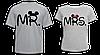 """Парные футболки """"Мистер и Миссис Маус"""""""
