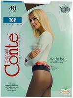 Капроновые колготки  Conte Top Tension 40 Den | Капронові колготки Conte Top Tension 40 Den