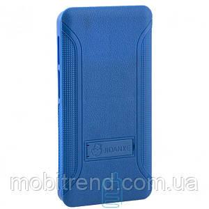 Универсальный чехол силиконовый SLIDE JIDANKE 5.6-6.0″ синий