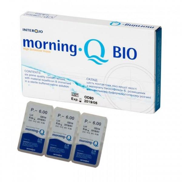 Контактні лінзи Interojo, Morning Q BIO