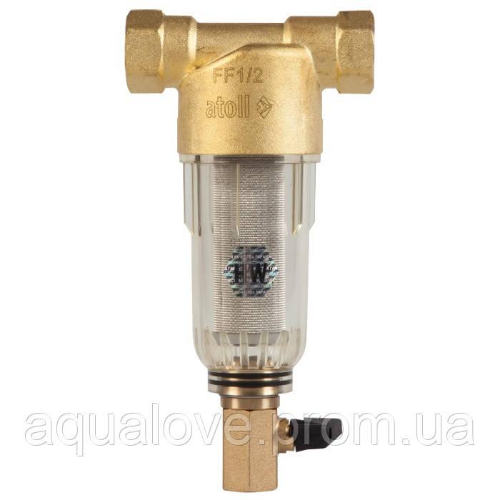 Механический фильтр Atoll FF06-1/2A