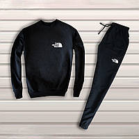 Мужской спортивный костюм, чоловічий костюм The North Face Originals (черный), Реплика